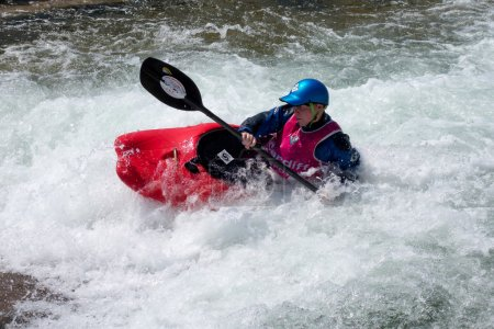 Water Sports at the Cardiff International White Water Centre