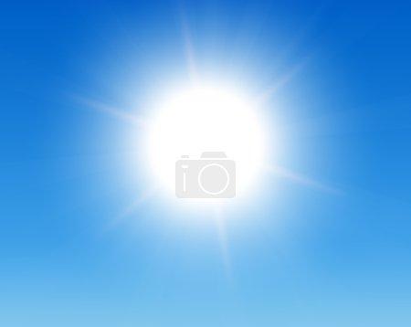 Photo pour Lumière du soleil - image libre de droit
