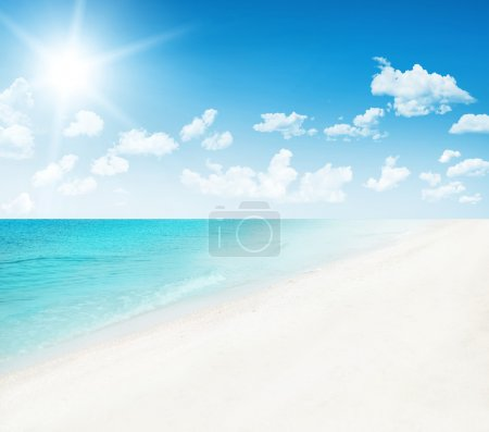 Photo for Beach background - Royalty Free Image