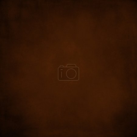 Photo for Abstract brown background paper or white background wall design with gold beige vintage grunge background texture and warm sepia background light color on black border, blank web or template brochure - Royalty Free Image
