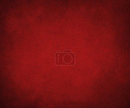 Photo pour Abstrait rouge mise en page design - image libre de droit