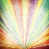 Jahrgang Sonnenstrahlen Hintergrund