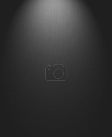 Light on dark background