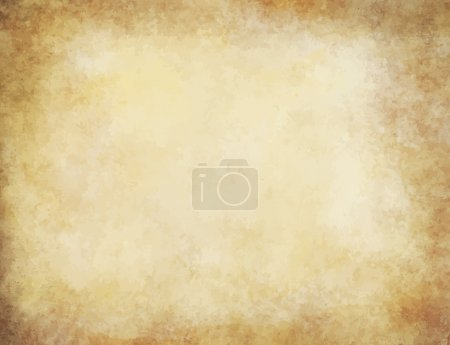Illustration for Vector paper. Old paper background. - Royalty Free Image