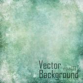 Green grunge retro vintage paper texture, vector background