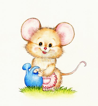 Funny mouse...