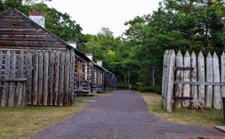The Original Gated Community