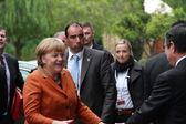 Angela Merkel and Nicos Anastasiades