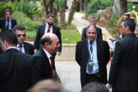 Traian Basescu, President of Romania