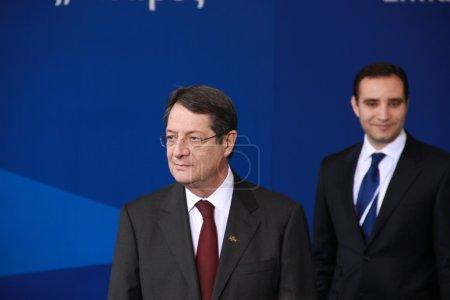 Nicos Anastasiades, President of Cyprus