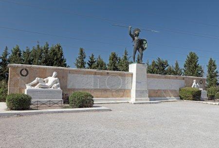Monument 300 Spartans