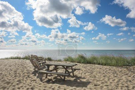 Playa de Cape Cod en Provincetown, MA