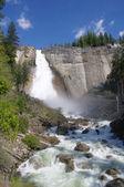 Nevada falls v Yosemitském národním parku