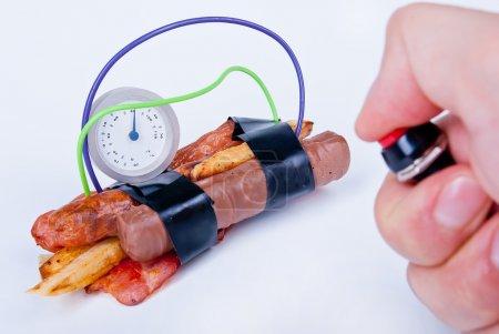 Calorie bomb