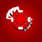 Roulette and cards from casinos