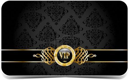 Invitation VIP envelope
