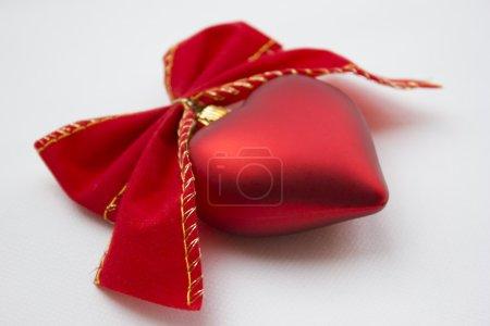 Ribbon hearts