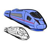 High Speed Train 1
