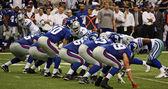 Giants Line Up