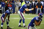 Eli Manning Prepares
