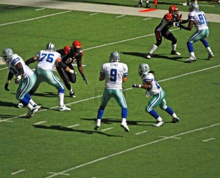 Romo in the Pocket