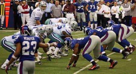 Cowboys Line Up