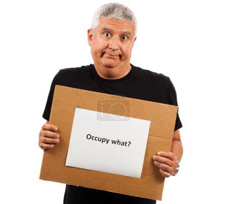 Occupy Man