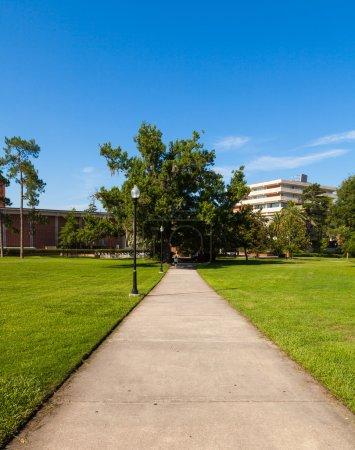 Kampus uczelni