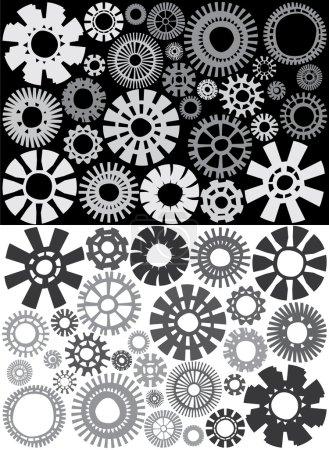 Greyscale Gears