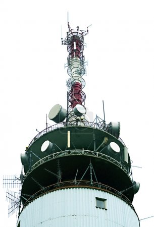 Communication tower...