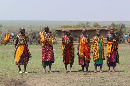 Masai Women Song