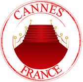 Stamp Cannes France