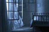 """Постер, картина, фотообои """"Moonlit night"""""""