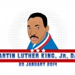 Dr. Martin Luther King, Jr. 20th January, 2014 - D...