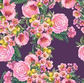 Vzor růže