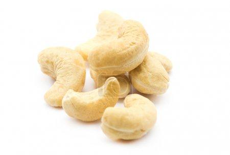 Cashew heap