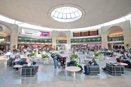 Ben Gurion airport terminal