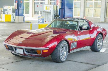 Oltimer Corvette Stingray