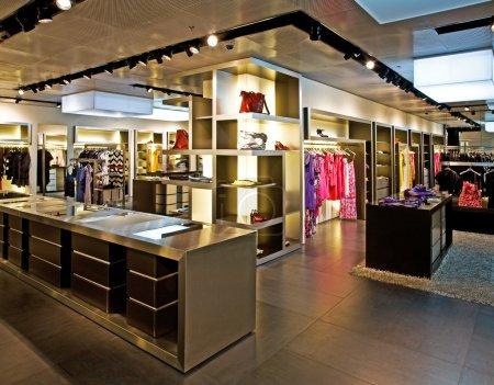 trendy boutique