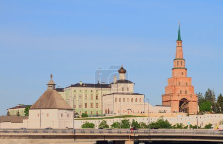 Complex of Governor's palace - northwest part of Kazan Kremlin