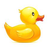 "Постер, картина, фотообои ""Rubber duck"""