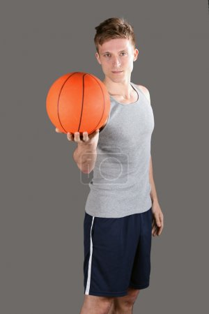Man basketball