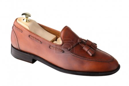 Tasseled loafer