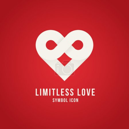 Limitless love symbol