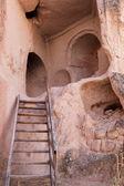 Cave church Hacli Kilise in Cappadocia