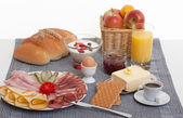Kontinentální snídaně