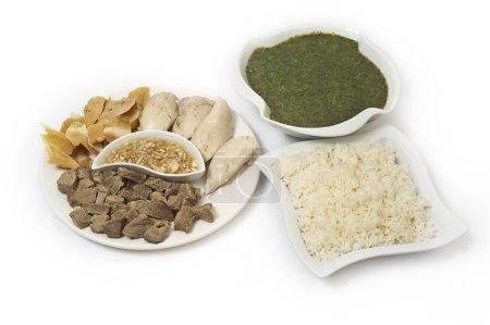Mulukhiya lebanese food