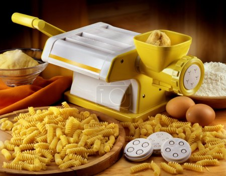 Photo for Fresh pasta - Royalty Free Image
