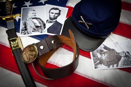 Civil War Items Union