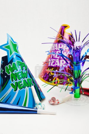 New Years Party Items